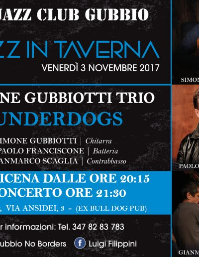 Post Fb Simone Gubbiotti Trio